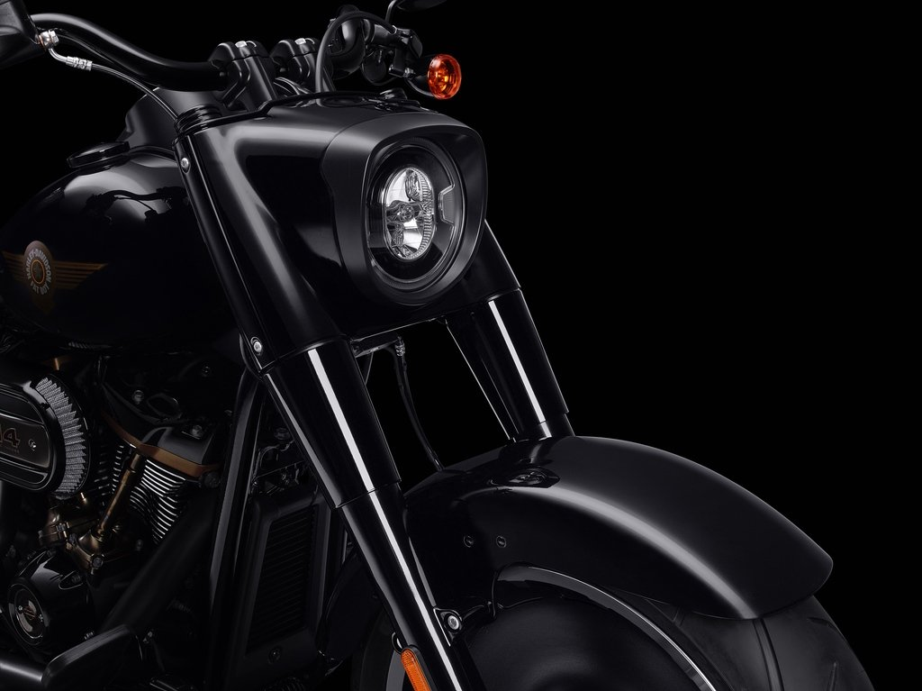 Limited Edition 30th Anniversary Harley-Davidson Fat Boy