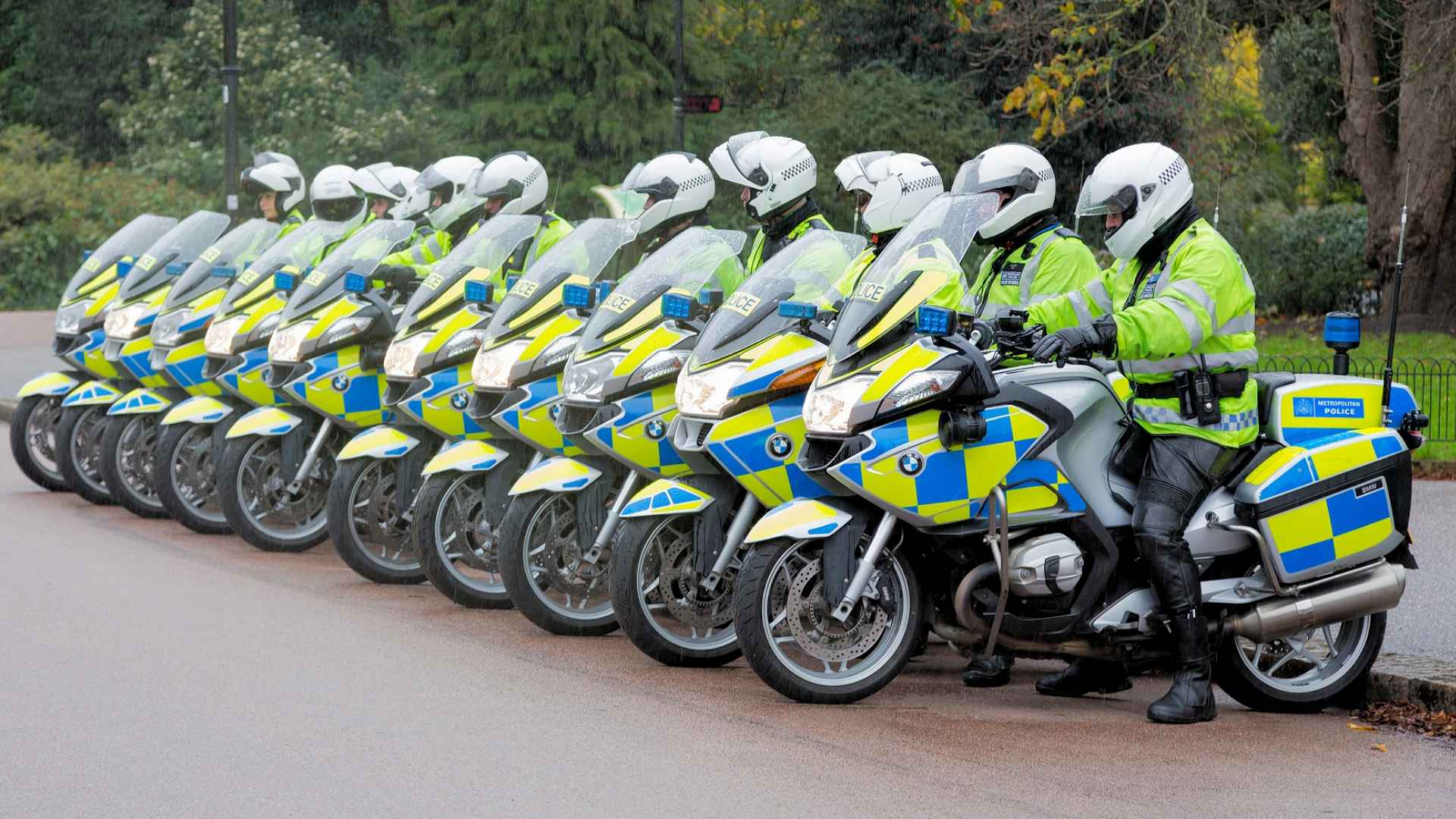 Metropolitan Police BikeSafe Course in London