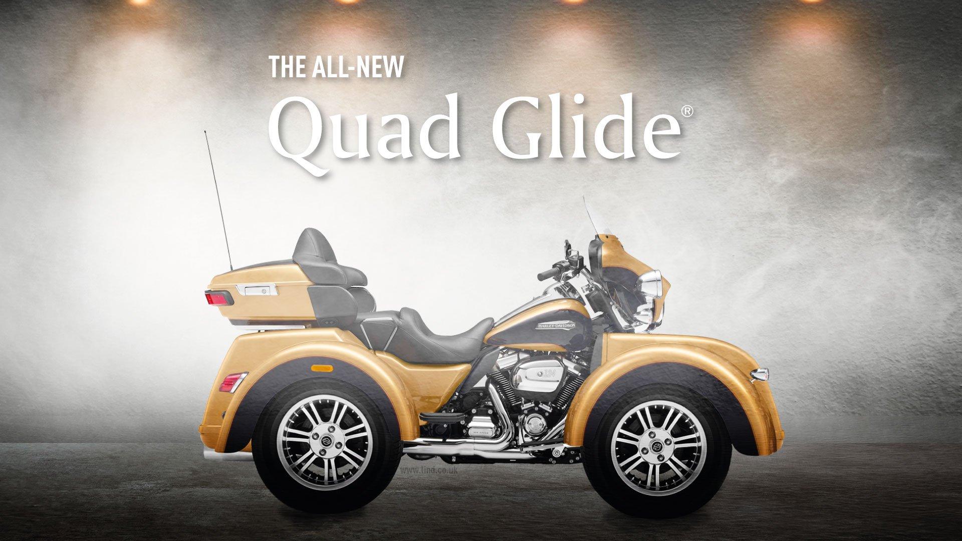 All-New Quad Glide
