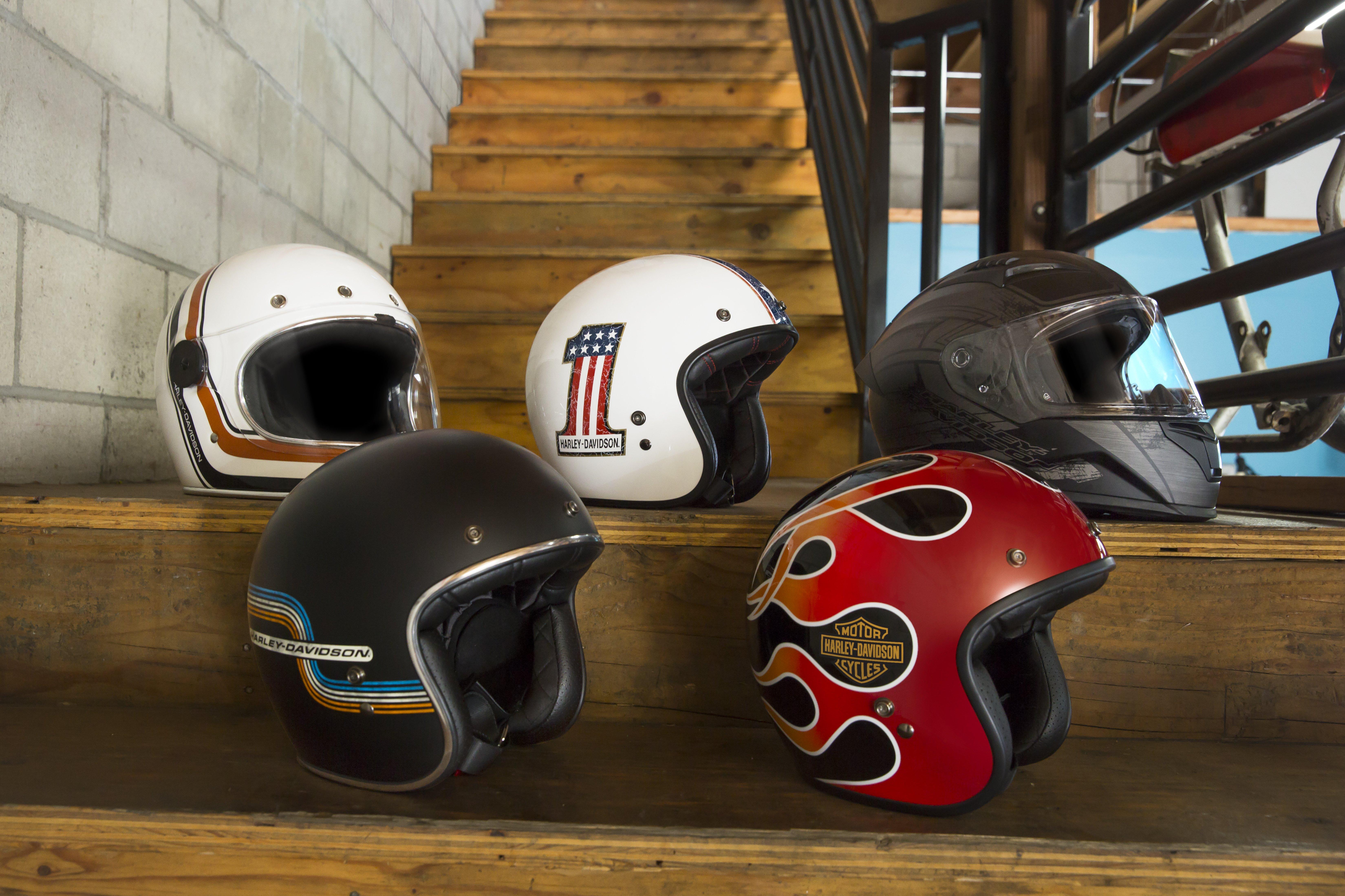 Harley-Davidson Helmet Safety Tips